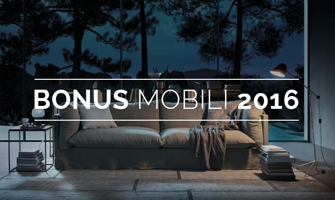 Bonus mobili 2016 come funziona per le giovani coppie for Detrazione fiscale arredamento